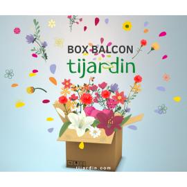 Box balcon 4 saisons (4 colis par an)