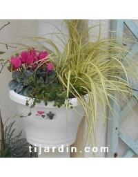 Pot pour décorer les gouttières-Ø24cm