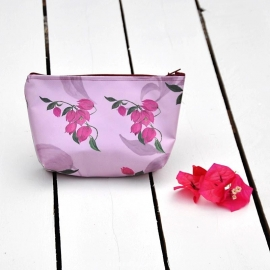 Trousse Happiness bachette bougainvillier