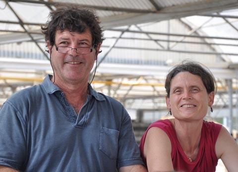 Philippe et Marie Levaux